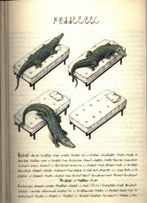 Codex Seraphinianus, Luigi Serafini, 1981 édition Franco Maria Ricci-2