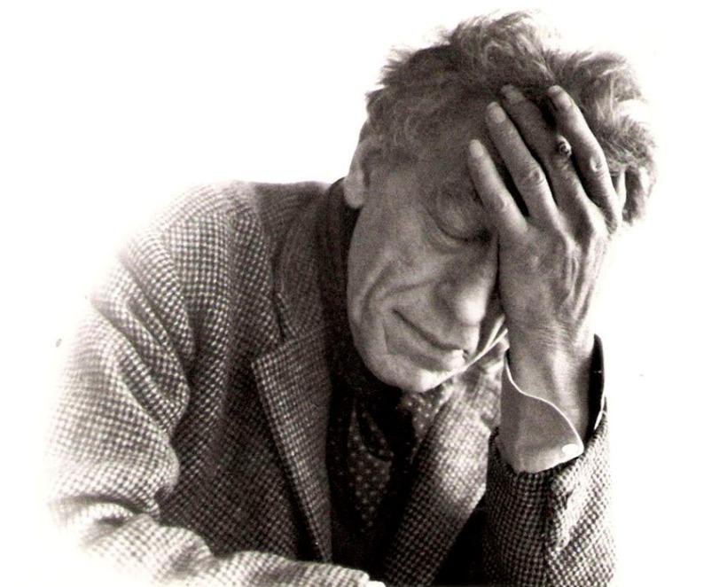 Alberto Giacometti. Paris 1965