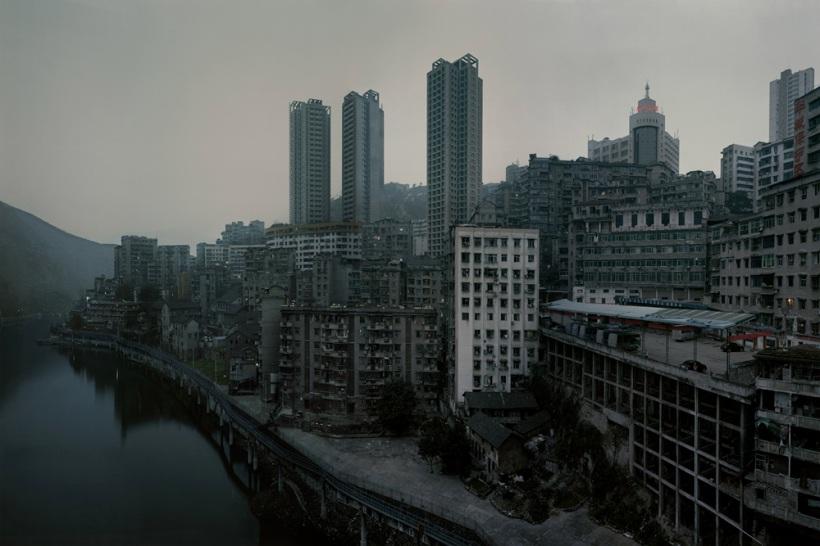 les trois grandes gorges-Chen-jiagang, 2011-Ville de Fuling.jpg