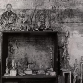 Herbert Matter, Atelier Giacometti s