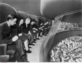 Norman Bel Geddes Futurama, Foire mondiale de New York, 1939