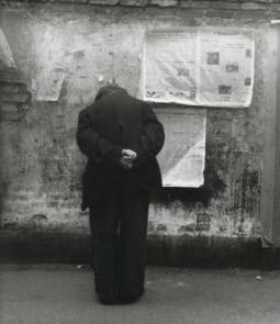 Punition volontaire. Louis Stettner Paris, circa 1950-51