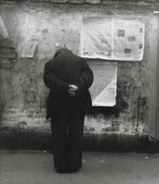 Punition volontaire. Louis Stettner Paris, circa 1950-51