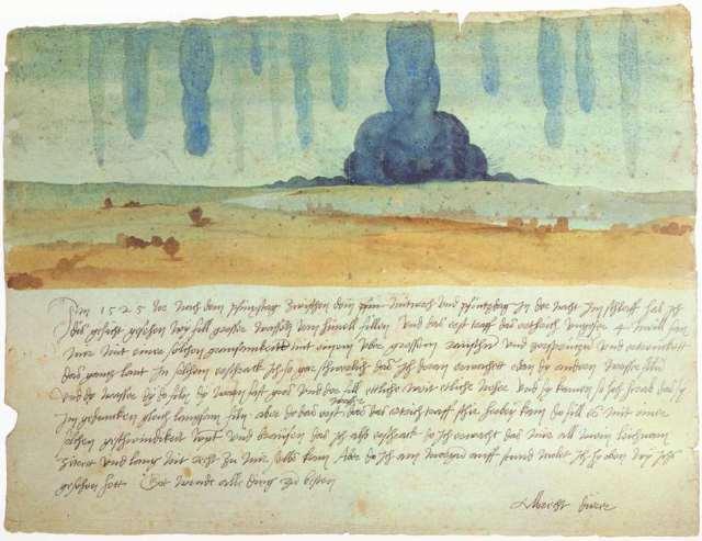 Un rêve d'Albrecht Dürer