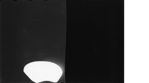 Exposure Error (Descriptive Title), Walker Evans,
