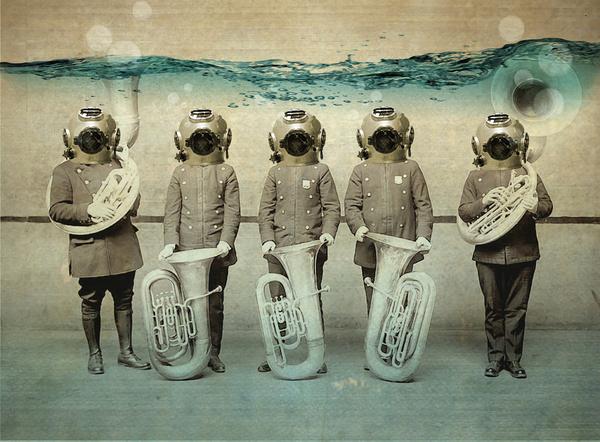 Un tuba embarqué sera notre nouvel emblème