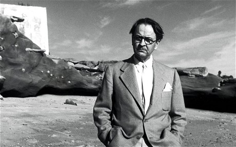 R. Chandler, Palm Springs à la fin des années 50