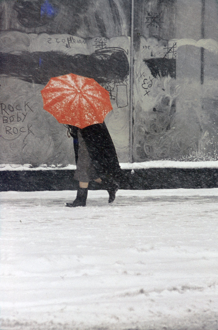 Image Result For Saul Leiter Early