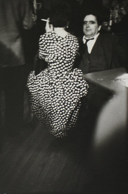 Saul Leiter- party