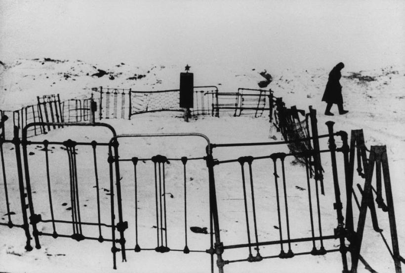 Hiver à Stalingrad, 1943, les jours instables et retours d'insomnies
