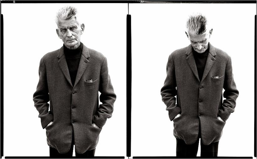 Ne perdez pas courage- branchez-vous sur le désespoir et chantez pour nous.   S. Beckett, extrait lettre à Robert Pinget en 1956.