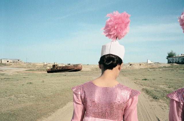 Claudine Doury - Loulan Beauty 2