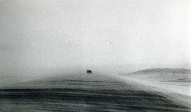 à partir de peu de confort ou de surprises , Arkansas, 1973, Eugene Richards