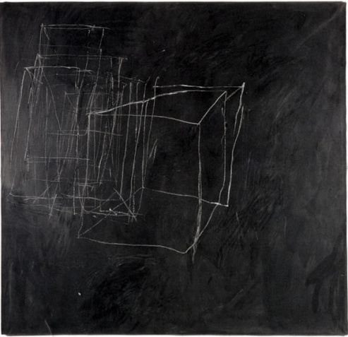 Night Watch, Cy Twombly, 1966