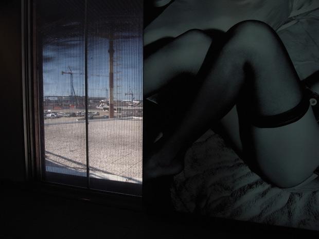 Untitled, 2010, © Daido Moriyama