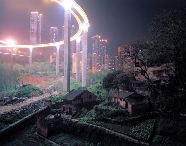 Mark Corne, Chongqing, Chine