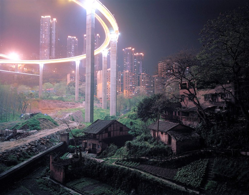 Mark Corne, Chongqing, Chine