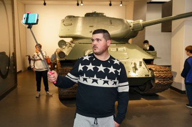 Martin Parr, London. Imperial War Museum. 2015.