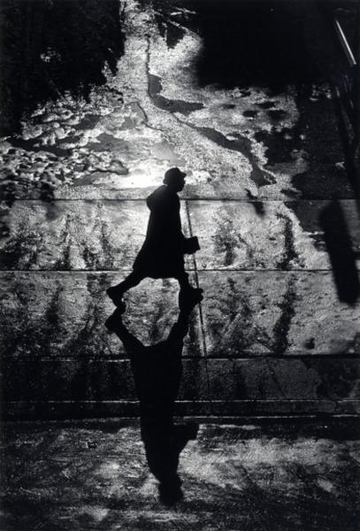 Ray Metzker, Philadelphie, 1964