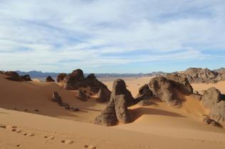 Libye, Desert Akakus
