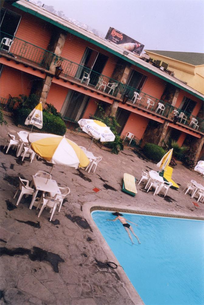 The End of the Road Movie, 2000, Tijuana, Fiorenza Menini.